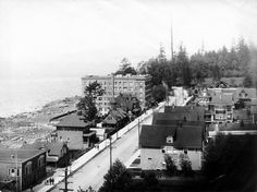 Top 5 West End Throwback Photos In Honour of Canada 150 - West End Business Improvement Association Vancouver, Alexandra Park, Canada 150, Iconic Photos, West End, British Columbia, Nice View, West Coast, Paris Skyline