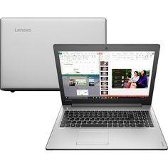 "Notebook Lenovo Ideapad 310 Intel i7-6500u 8GB 1TB LED 15""  Placa de Vídeo GeForce 920MX 2GB << R$ 237599 >>"