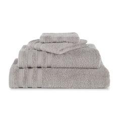 Martex Egyptian Cotton Dryfast Towels - Westpoint Home Grey Hand Towels, Egyptian Cotton Towels, Bathroom Essentials, Grey Wash, Washing Clothes, Bath Towels, Old Things, Bath Products