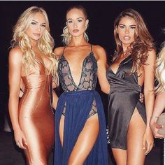 """Squad goals  @mabelynncapeluj wearing our """"Izzy Dress""""  available now on our website  www.wantmylook.com  Use code """"TAKE40"""" to relieve 40% off your order."""