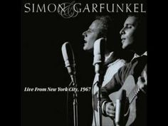 A Poem in The Underground Wall, Live 1967, Simon & Garfunkel