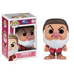 Disney Pop! Vinyl Figure Grumpy [Snow White & The Seven Dwarves] - Disney - Funko Pop! Vinyl - Category