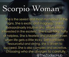 Scorpio woman is a force! Astrology Scorpio, Scorpio Traits, Scorpio Zodiac Facts, Scorpio Quotes, All About Scorpio, Scorpio Love, Scorpio Girl, Scorpio Female, Ascendant Lion