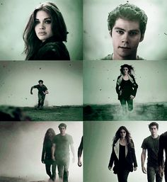 Teen Wolf - Stiles and Lydia in the teen wolf promo