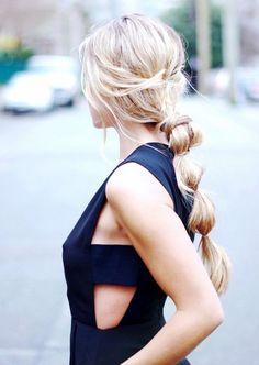 Trendfrisur Pferdeschwanz: Die schönsten DIY-Frisuren