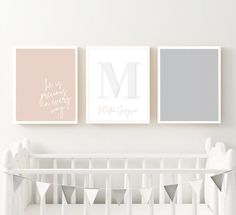 Minimalist Grey Boho Nursery Art Print Set Printable | Etsy Bee Nursery, Nursery Art, Nursery Decor, Modern Boys Rooms, Modern Wall Decor, Color Schemes, Hey Mama, Gallery Wall, Minimalist