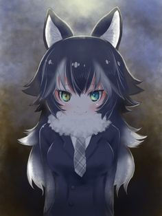 Kawaii Anime Girl, Anime Wolf Girl, Anime Art Girl, Arte Furry, Furry Art, Anime Sexy, Cute Anime Character, Character Art, Comics Anime