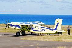 Para-Club de Bourbon - CEP de la Reunion Pilatus PC-6/B2-H2 Turbo Porter F-OIPB (cn 661) ZSE 2008 by CHR