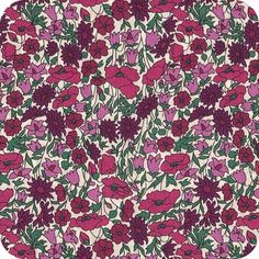 Liberty Petal & bud prunelle