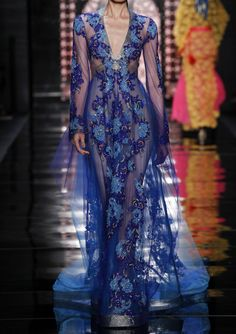 Reem Acra Spring 2016 Ready to Wear, New York Fashion Week.