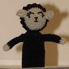 Baa, Baa Black Sheep | CrochetBot 3000