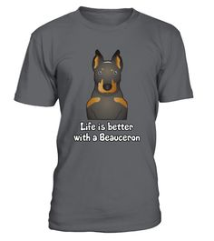 Beauceron  #gift #idea #shirt #image #doglovershirt #lovemypet