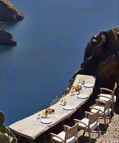 Santorini Honeymoon, Big Houses, Life Is Beautiful, Modern Design, Journey, Boat, House Design, Sweet Home, House Styles