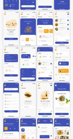 Airi is premium UI kit template for food delivery order. 