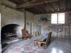 château de Grignols. Aquitaine