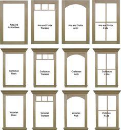 Windows Tiny Cottage Pinterest Interior Window Trim Interior