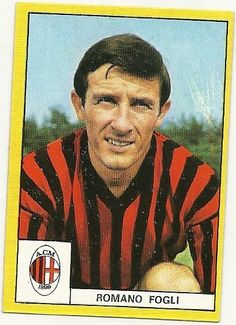 CALCIATORI 1969-70 EDIS 1970 ROSATO Figurina-Sticker MILAN -New