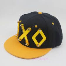 b71b0e0aad7 Image result for cap logo kpop Hair Accessories