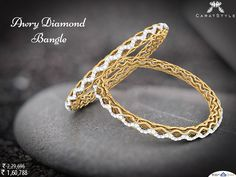 Unbelievable deals on beautiful jewelry Bangle!   #diamond #gold #bangle