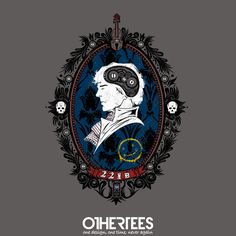 """""""A Watchful Mind"""" by Onebluebird Shirts on sale until 24 July on othertees.com Pin it for a chance at a FREE TEE! #sherlock"""