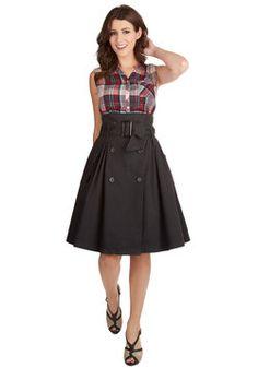 Downtown Dweller Skirt