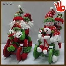 muñecos navidad peluche - Buscar con Google