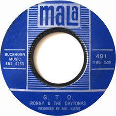 G. T. O. - Ronny & The Daytonas (1964)