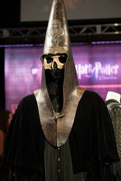 death-eater costume from Order of the Phoenix