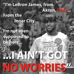 Top 10 LeBron James Quotes   Game James