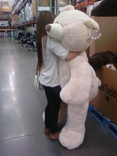 Idk. I just like teddy bears.