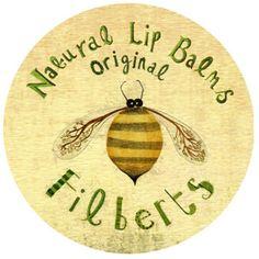 Filberts label - so cute