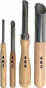 Hole Cutters, Jack Richeson Pottery Tools at Clay-King.com