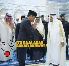 Yg Tidak Diketahui Publik di Balik Olok2 Salaman Pres @jokowi dg Raja Arab by @MegaSimarmata - Chirpstory