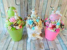 April Easter, Easter Art, Hoppy Easter, Easter Crafts, Easter Bunny, Easter Eggs, Spring Design, Paper Flowers Diy, Egg Decorating