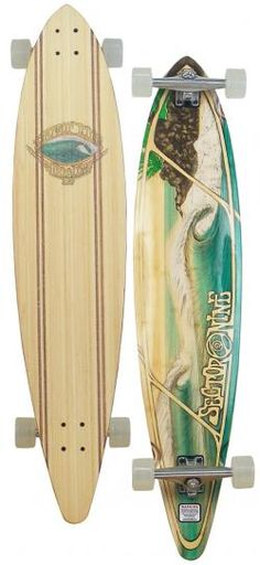 Sector 9 Honolua Longboard Skateboard - White  longboard, skateboard: For Skye