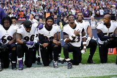 N.F.L.: Steelers Will Skip Anthem; Jaguars and Ravens Show Unity