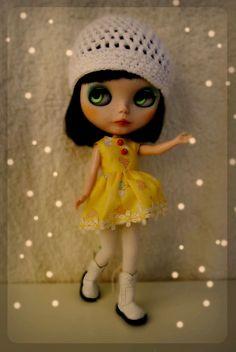 Coco Blythe: Re-custom de Pam