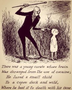 A compilation of Edward Gorey and his rather gothic poems and illustrations. Check out his dark children alaphabet illustrations Edward Gorey, Tim Burton, Gothic Poems, Gothic Art, Don John, John Kenn, Illustration Art Nouveau, Vladimir Kush, Ink Pen Drawings