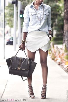 fashforfashion -STYLE INSPIRATIONS: casual