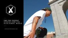 SUPRA Two For Tuesday: Spencer Hamilton and Kevin Romar in Madrid - http://DAILYSKATETUBE.COM/supra-two-for-tuesday-spencer-hamilton-and-kevin-romar-in-madrid/ - http://www.youtube.com/watch?v=QbUYJBzE1dU&feature=youtube_gdata  www.SupraSkateboarding.com This week we have Spencer and Romar with a few beautiful tricks at this beautiful spot in Madrid, Spain. Two For Tuesday is our new weekly feature dropping every... - hamilton, kevin, MADRID, romar, spencer, supra, tuesday