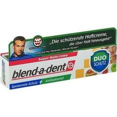 -in USA- Blend-a-dent denture dream DUO PROTECT - 40g