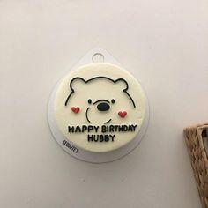 Cake Decorating Frosting, Cake Decorating Designs, Birthday Cake Decorating, Pretty Birthday Cakes, Pretty Cakes, Cute Cakes, Mini Cakes, Cupcake Cakes, Cake For Boyfriend