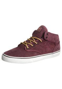 MOTLEY - Sneakers alte - rosso
