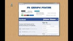 There are lots of users who are searching for a good Facebook group auto poster to reach the audience in a proper way. Now, you can find the best results with the excellent features of MaherPost. It will definitely provide the best way to post in all the Facebook Groups for the audience. Groups Poster, Best Facebook, Searching, Platform, Good Things, Marketing, Business, Search, Store