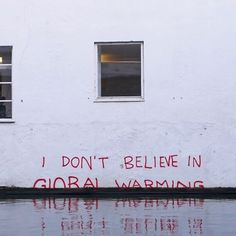40 Powerful Photos Show Why Banksy Is the Spokesman of Our Generation - MicHave we ruined the environment beyond repair?