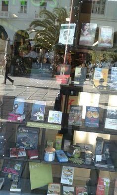 Βιβλιοπωλείο Ιανός, Πλατεία Αριστοτέλους Books, Livros, Libros, Livres, Book, Book Illustrations, Libri