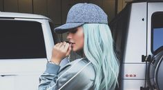 MTV Style @MTVstyle  This is why @kyliejenner always covers her lips on Instagram and Snapchat: http://on.mtv.com/1WnC1Xv