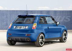 Renault Cinq : le retour - L\'argus