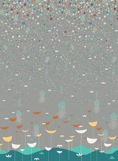 Whimsicöl MIst Art Gallery - NoeKs DIY   stoffen   papier   stempels