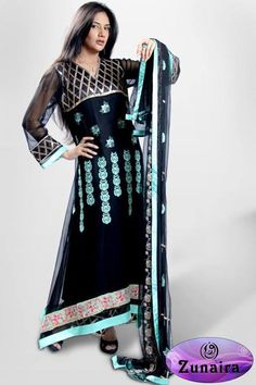 Zunaira's-Lounge-Party-Wear-Winter-Dresses-Collection-2013-003